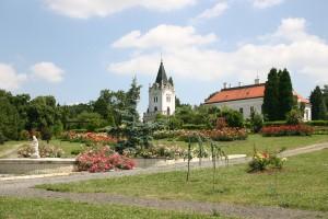 Arborétum Tesárske Mlyňany
