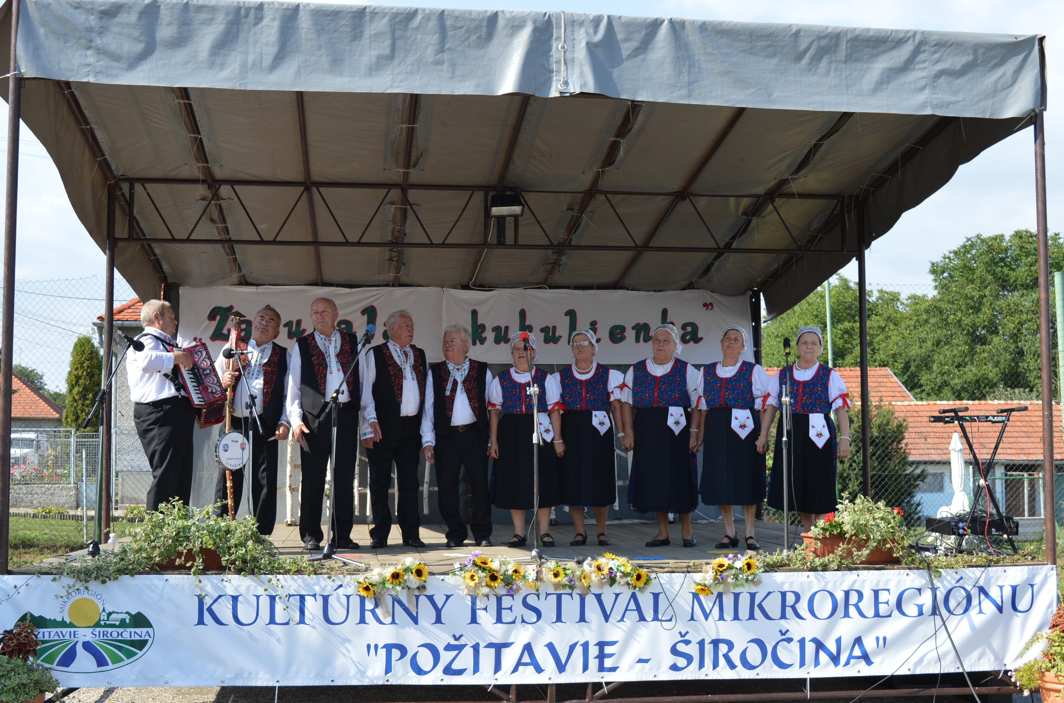 Kultúrny festival Choča