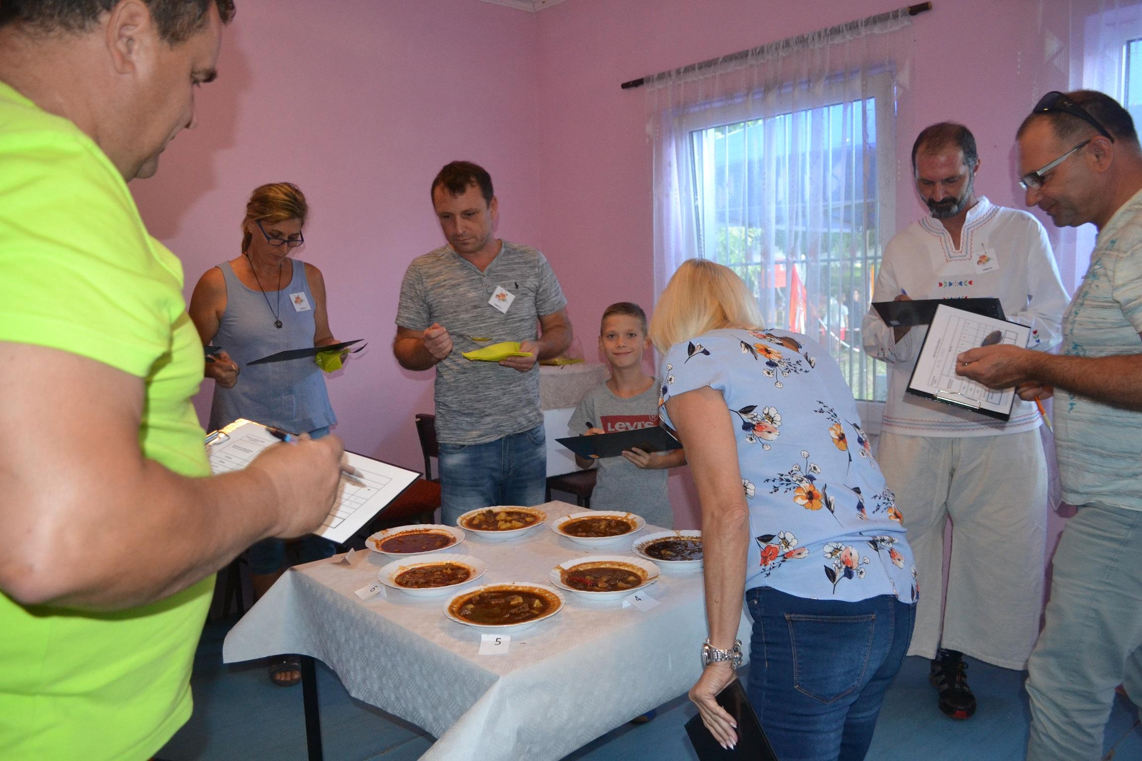 2. ročník súťaže vo varení gulášu Nová Ves nad Žitavou