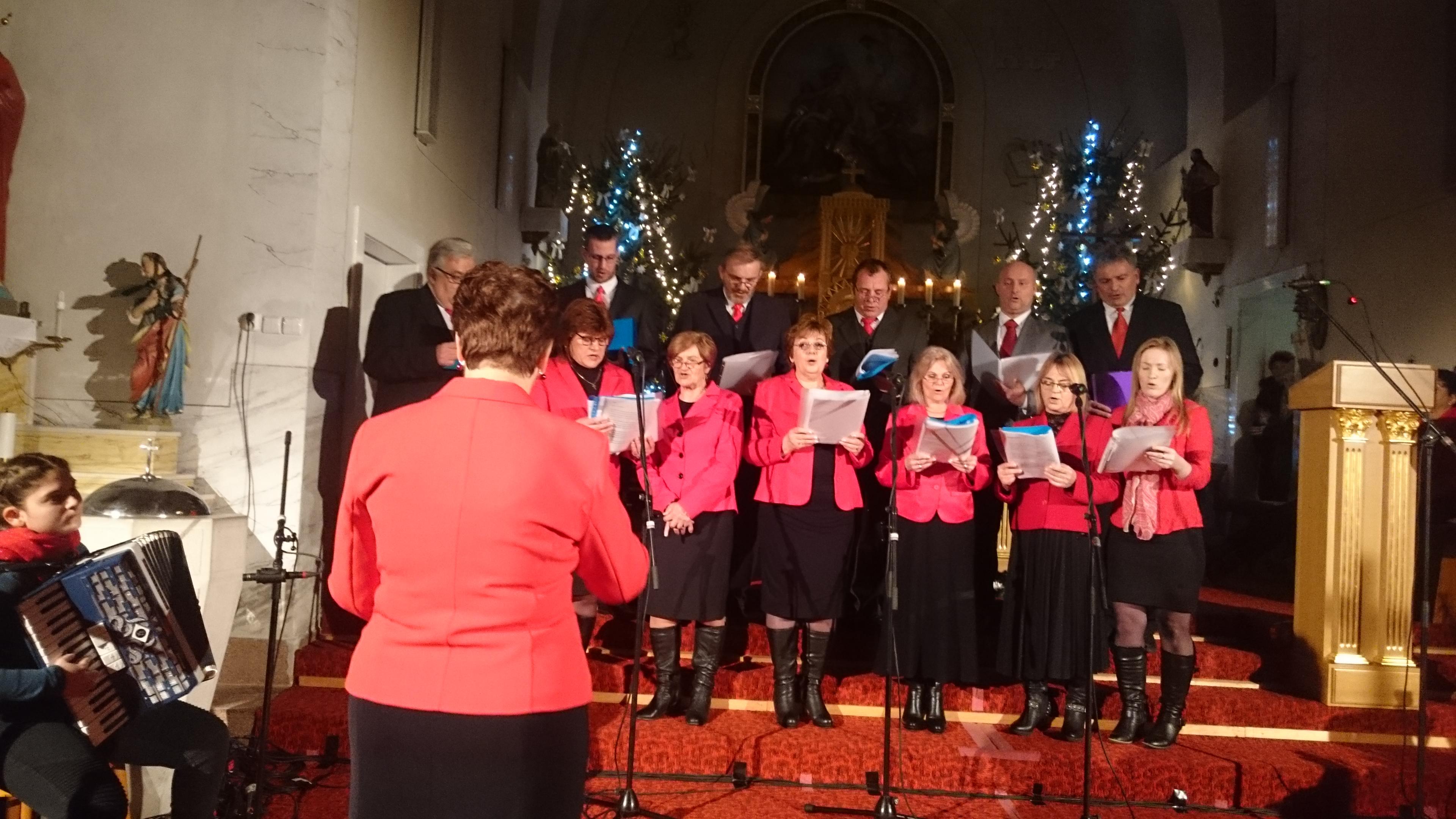 vianočný koncert v Nevidzanoch